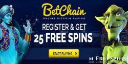 betchain bitcoin casino free spins bonus