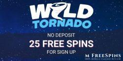 wildtornado bitcoin casino free spins bonus