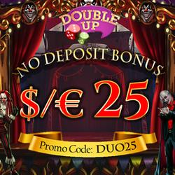 double up bitcoin casino bonus